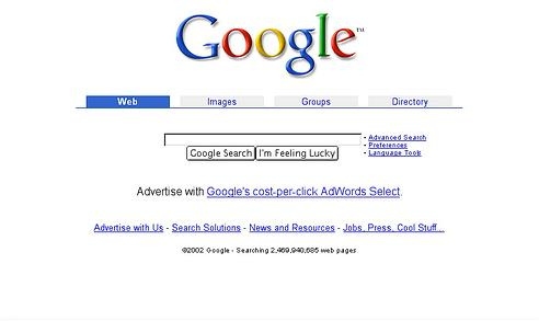 Google keresője